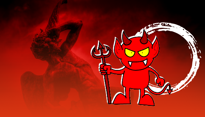 أصل الشيطان - قصة الشيطان - الشيطان في المسيحية - الشيطان في اليهودية - لوسيفر