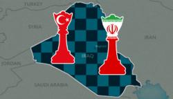 حرب إيرانية - تركية بالعراق - التنافس بين تركيا وإيران - العراق بين النفوذ الإيراني والتركي - التحالف بين تركيا وإيران - التحالف بين تركيا وإيران