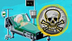 المبيضات أوريس - الوباء التالي - الوباء الجديد - عالم ما بعد كورونا - المرض الذي يهدد البشرية