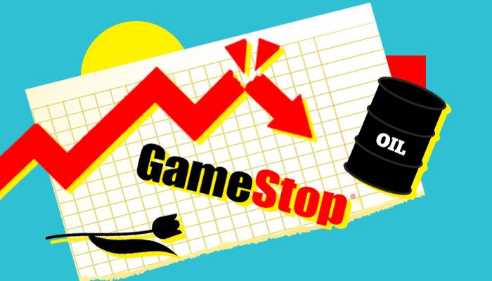 انهيار البورصة سوق المال جنون التوليب أزمة جيم ستوب كيف تعمل البورصة