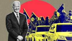 بادين داعش اليسار الإسلاميين الجهاديين