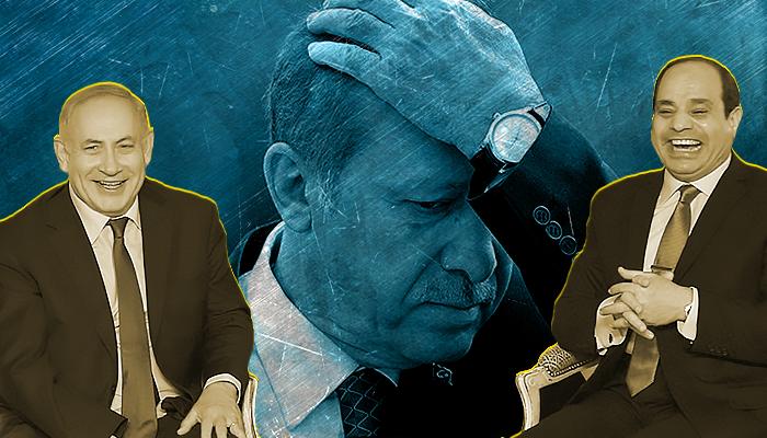 ملف الطاقة بين مصر وإسرائيل - منتدى غاز شرق المتوسط - مصر وإسرائيل وتركيا