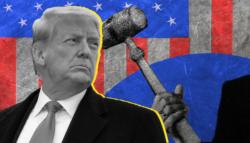 محاكمة عزل ترامب - محاكمة ترامب - ترامب 2024 - محاكمة ترامب الثانية