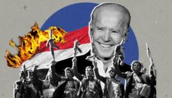 مقامرة بايدن في اليمن - بايدن واليمن -  بايدن والسعودية - حرب السعودية في اليمن - السعودية واليمن