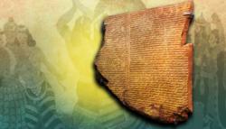 ملحمة جلجامش طوفان نوح القصة الأصلية بابل القديمة اليهود الكتاب المقدس