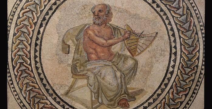 أنكسيمندريس - 610 ق.م