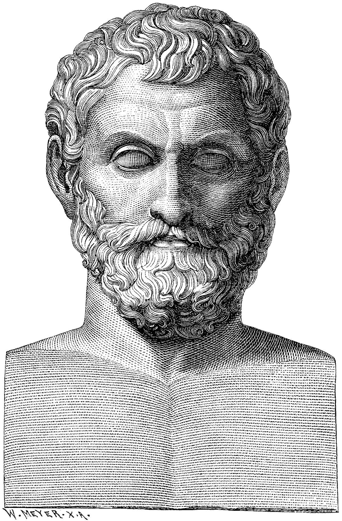 طاليس الملطي - مؤسس الفلسفة اليونانية