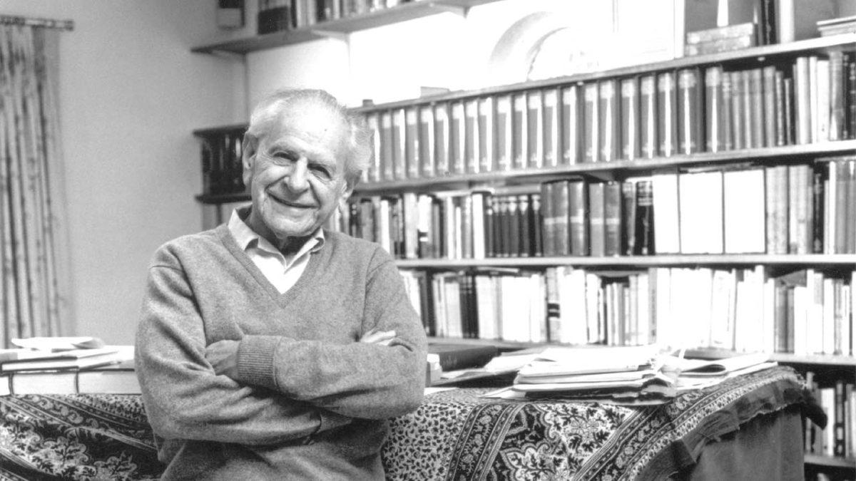 كارل بوبر - أحد أهم فلاسفة العلم في القرن العشرين