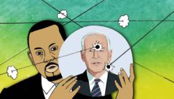 تحديات تواجه إثيوبيا - مباحثات سد النهضة - إثيوبيا والولايات المتحدة - مصر والسودان ضد إثيوبيا - حرب تيجراي جو بايدن آبي أحمد السودان مصر إثيوبيا