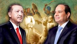 الصراع التاريخي بين مصر وتركيا ليش تركيا تكره مصر