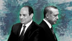 مصر تركيا المصالحة السيسي أردوغان روسيا السعودية إسرائيل اليونان شرق المتوسط