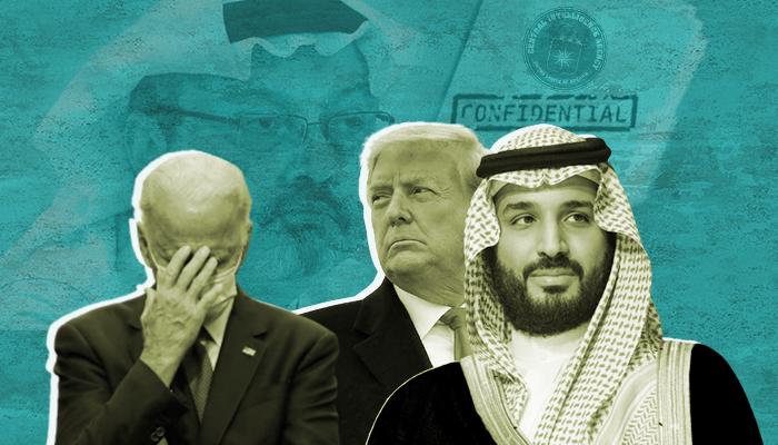 فخ خاشقجي - السعودية بين بايدن وترامب - بايدن والسعودية