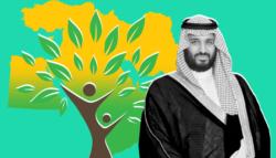 مبادرة الشرق الأوسط الأخضر السعودية الخضراء محمد بن سلمان