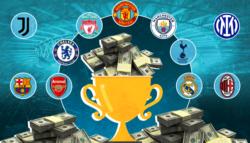 السوبر ليج -  الدوري الأوروبي الممتاز - الاتحاد الأوروبي لكرة القدم - بطولة أوروبا الجديدة