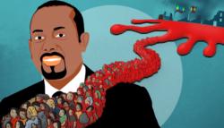 آبي أحمد تفكك إثيوبيا