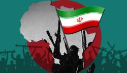 خريطة-انتشار-ميليشيات-إيران-في-أفريقيا