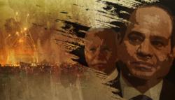 مصر بايدن وقف إطلاق النار في غزة