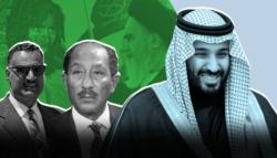 إصلاحات محمد بن سلمان السعودية مصر الإصلاح الديني السادات