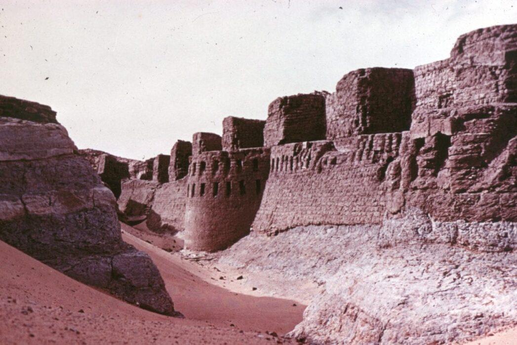 حصون مصر القديمة الحدودية