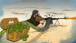 قطر وتمويل الإرهاب غسيل الأموال جبهة النصرة سوريا