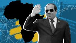 مصر شبكة علاقات أفريقيا