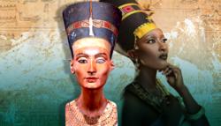 لون عرق جينومات قدماء المصريين