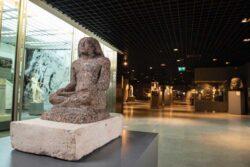 تمثال الكاتب المصري