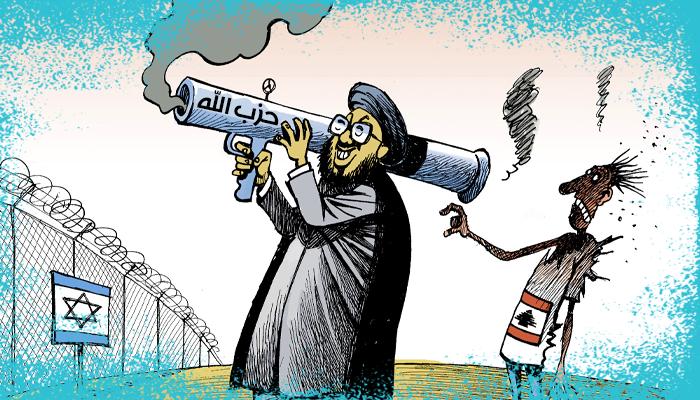 حرب حزب الله إسرائيل