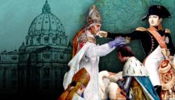 دولة البابا الفاتيكان حكمت أووربا نابليون