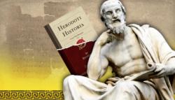 التحقيقات هيرودوت كتاب هيستوريا