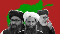 قادة طالبان - رئيسية