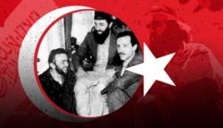 أردوغان-قلب الدين حكمتيار