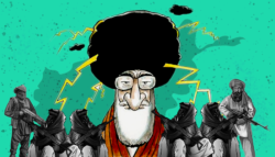 خامنئي أفغانستان إيران طالبان
