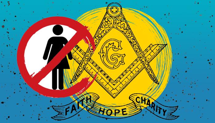 الماسونية-المحرمة-على-النساء-والملحدين
