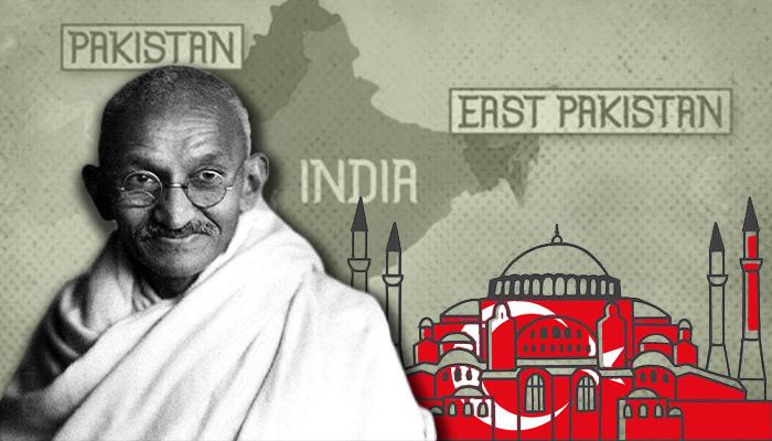 غاندي حركة الخلافة