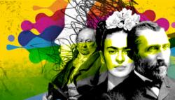 فرانسيسكو دي جويا - إدوارد مونش - فريدا كاهلو - مارك روثكو - فنسنت فان جوخ فنانين-أثر-الاضطراب-العقلي-على-لوحاتهم