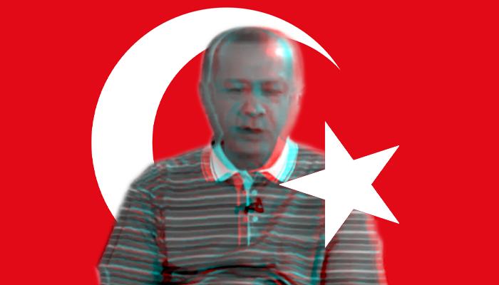 مرض أردوغان