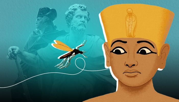 الملاريا-والتاريخ