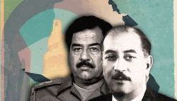 صدام حسين أحمد حسن البكر