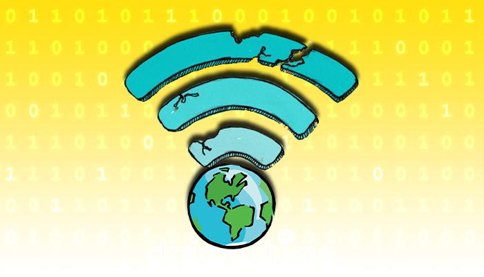 رئيسية انقطاع الانترنت